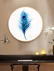 Animal Cartoon Fantasy Framed Art Print Frame Art Wall Art,Wood Material With Frame For Home Decoration Frame Art Dining Room Office 1