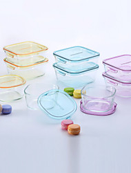 9 Kitchen Glass Food Storage