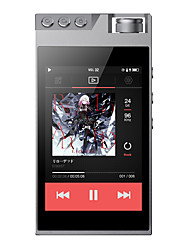 Hi-FiPlayer16GB Jack da 3,5 mm Scheda TF 128GBdigital music playerPulsante Tocco