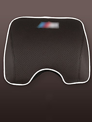 Settore automobilistico poggiatesta Per BMW Tutti gli anni Serie 5 Serie 7 X1 X3 X5 Serie 3 Poggiatesta per auto Pelle