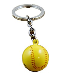 Balls Key Chain Toys Novelty Sphere Unisex Pieces