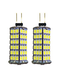 4W G4 Luci LED Bi-pin 120 leds SMD 2835 Bianco caldo Bianco 320lm 3000-3500/6000-6500K DC 12V