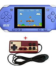 rs-15 classic rétro console de jeux portable portable 3.25 plus 300 jeux poche libre cartouche 2ème contrôleur de lecteur