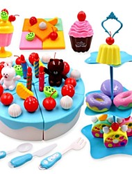 cheap -Medical Kit Toy Food / Play Food Pretend Play Vegetables Fruit Cake Relaxed Fit Odor Free Kits Plastics Kid's Unisex Boys' Girls' Toy Gift 1 pcs