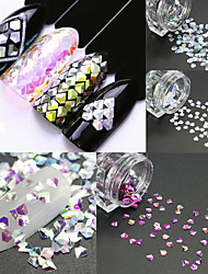 4 Manucure Dé oration strass Perles Maquillage cosmétique Nail Art Design