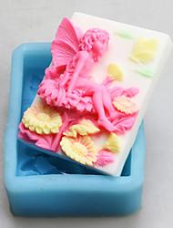 Stampi per torta per Candy Silicone Bambini Vacanze Originale Compleanno Capodanno Festa del Ringraziamento