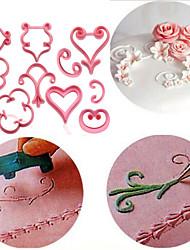 Stampi per torta Uso quotidiano Plastica