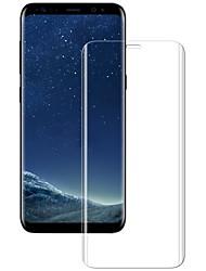 abordables -Vidrio Templado Protector de pantalla para Samsung Galaxy S8 Protector de Pantalla, Integral Anti-Arañazos Borde Curvado 3D Dureza 9H A
