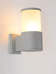 preiswerte -Einfach Retro Wandlampen Für Aluminium Wandleuchte 110-120V 220-240V 60W