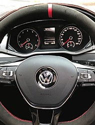 Automotive Steering Wheel Covers(Plush)For universal All years General Motors