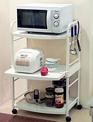 baratos -1 Cozinha Plástico Titulares de panelas