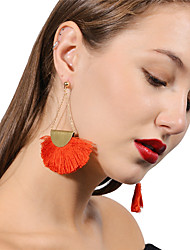 cheap -Women's Drop Earrings Earrings Set Sexy Handmade Alloy Oval Jewelry For Party Daily