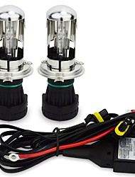 cheap -H4 Car Light Bulbs 55W 4200lm Headlamp For universal All years