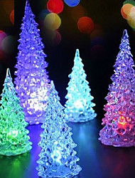 1PCS Tree LED Color Changing Lights Home Holiday Decor Lamp  for  Holidays Accessories