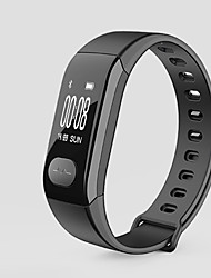 Bracciale smart iOS Android iPhone Resistente all'acqua Long Standby Contapassi Assistenza sanitaria Sportivo Monitoraggio frequenza