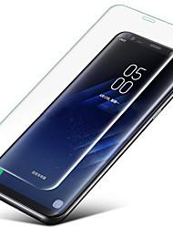 Недорогие -Закаленное стекло Защитная плёнка для экрана для Samsung Galaxy Note 8 Защитная пленка на всё устройство Уровень защиты 9H
