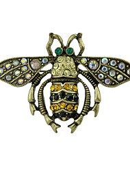 cheap -Women's Brooches Jewelry Animal Design Fashion Alloy Others Brown Jewelry For Daily Casual