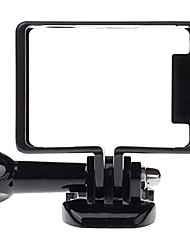 Smooth Frame Outdoor Cases with Stand Adjustable Fit, 147-Action Camera,Gopro 4 Gopro 3 Gopro 3+ Back Country Outdoor Plastics