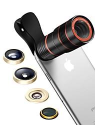 senbowe объективы для смартфонов с объективом 0.36x широкоугольный объектив 15x макрообъектив 8x объектив для оптических линз объектива
