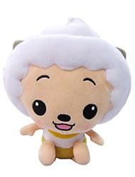 baratos -Ovelha Stuffed Toys Animais de Pelúcia Fofinho Fibra de Poliuretano Criança