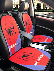 Spider-Man  Car Seat Cushion Seat Cover Seat Four Seasons General Surrounded By A Five Seat Headrest With 2 Wheel Sets