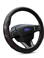Automotivo Capas para Volante(Couro)Para Ford Todos os Anos