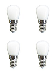 4 pcs 2W E14 LED Globe Bulbs 26 leds SMD 2835 Warm White White 160lm 3000-3500/6000-6500K AC 220-240V