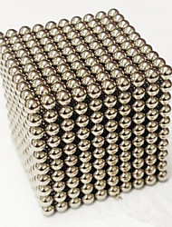 cheap -Magnet Toys Magic Cube Neodymium Magnet Magnetic Balls Super Strong Rare-Earth Magnets Stress Relievers 1000pcs 3mm Magnetic Sphere Toy