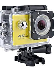 Недорогие -SJ7000 / H9K Экшн камера / Спортивная камера GoPro ведет видеоблог Водонепроницаемый / WiFi / 4K 32 GB 60 кадров в секунду / 30fps / 24fps 12 mp Нет 2592 x 1944 пиксель / 3264 x 2448 пиксель / 2048 x