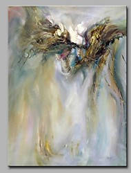 Conflict 100% Hand Painted Contemporary Oil Paintings Modern Artwork Wall Art for Room Decoration