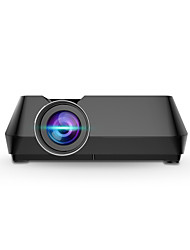 cheap -GTS8 LCD Mini Projector 1600 lm Other OS Support 1080P (1920x1080) 30~120 inch Screen