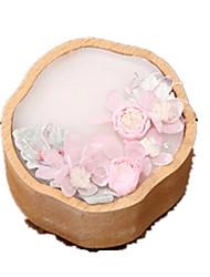 Недорогие -музыкальная шкатулка Игрушки Ретро Круглый Дерево 1 Куски Не указано День рождения Подарок