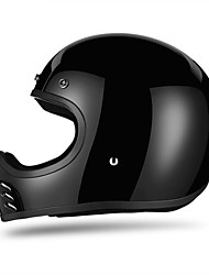 Full Face Relaxed Fit Fastness Durable Toughened Glass Motorcycle Helmets