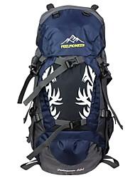 cheap -Nylon Floral Print Travel Bag Pattern / Print / Pocket for Outdoor Spring & Summer Dark Blue / Yellow / Dark Red