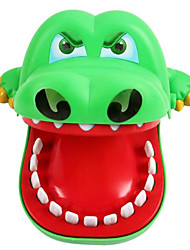 cheap -Toys Crocodile Dentist Toys Biting Hand Large Size Fish Crocodile Plastics Pieces Children's Adults' Unisex Gift