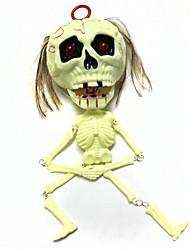 Gadgets para Pegadinhas Artigos de Halloween Brinquedos Brinquedos Tema de Horror Peças Dom