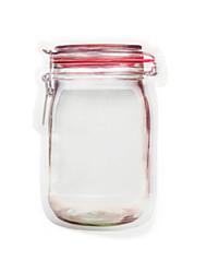 abordables -Organisation de cuisine Stockage en vrac Plastique Facile à Utiliser 3pcs