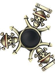 preiswerte -Fidget Spinner Inspiriert von One Piece Roronoa Zoro Anime Cosplay Accessoires Chrom