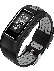 cheap -YY DB10 Smart Bracelet Water Resistant /Gps Movement Trajectory/High Temperature Air Pressure/Walking Running Riding a Variety Of Sports Patterns