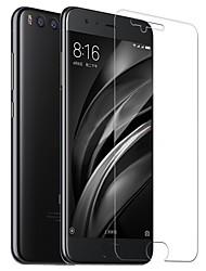 economico -Vetro temperato Proteggi Schermo per Xiaomi Xiaomi Mi 6 Proteggi-schermo frontale Anti-graffi Anti-impronte Durezza 9H A prova di