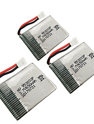 cheap -X8TW 3 pcs Battery RC Quadcopters General -