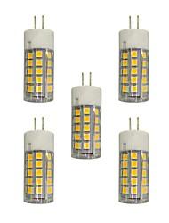 economico -5 pezzi 3.5 E14 Luci LED Bi-pin T 44 leds SMD 2835 Bianco caldo Bianco 280lm 3000-3500/6000-6500K AC 220-240V