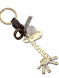 Porte-clés Bijoux Animal Personnalisé Tous