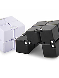 cheap -Infinity Cubes Fidget Toys Magic Cube Science & Discovery Toys Stress Relievers Educational Toy Toys Square Novelty 3D Plastic Pieces