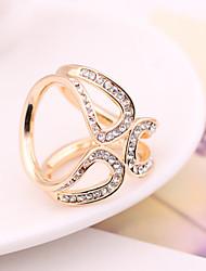 Women's Brooches Rhinestone Fashion Classic Rhinestone Alloy Jewelry Jewelry For Daily Casual