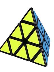 economico -cubo di Rubik QIYI QIMING A 153 Pyramid Cubo Cubi Cubo a puzzle Plastica Quadrato Compleanno Giornata universale dell'infanzia Regalo