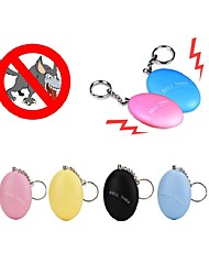 Self Defense Keychain Alarm Girl Women  Security Protect Alert Personal Safety Scream Loud Ramdon Color