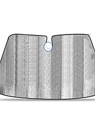 Недорогие -автомобильный Козырьки и др. защита от солнца Козырьки для автомобилей Назначение Volkswagen Все года Гольф 6 Алюминий