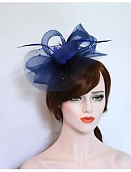 Feather Net Fascinators Hats Headpiece
