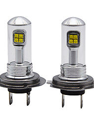 cheap -2pcs Light Bulbs 40W High Performance LED 4000lm 8 Headlamp For universal All Models All years